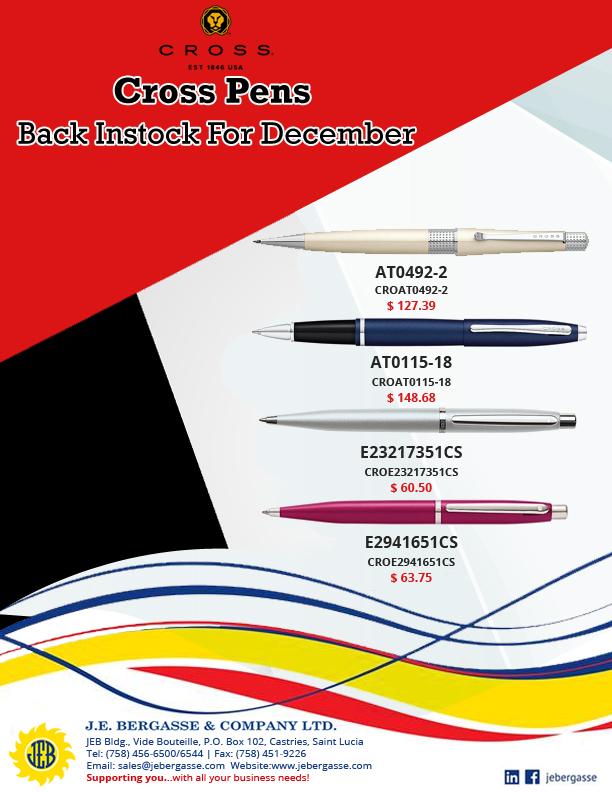 Cross Pen Promo